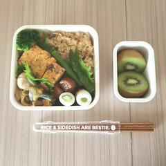 シービージャパン/フードマン専用箸 ウッドブラウン | CBジャパン(箸)を使ったクチコミ「高校生/お弁当 2020-07-10  …」