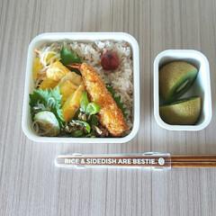 シービージャパン/フードマン専用箸 ウッドブラウン | CBジャパン(箸)を使ったクチコミ「高校生/お弁当 2020-06-24  …」
