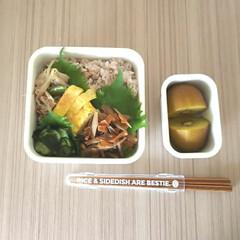 シービージャパン/フードマン専用箸 ウッドブラウン | CBジャパン(箸)を使ったクチコミ「高校生/お弁当 2020-07-13  …」