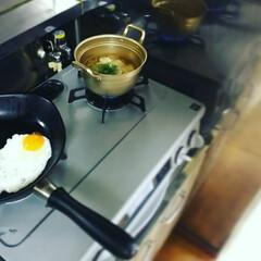 柳宗理 鉄フライパン 25cm フタ付き 121511080014 日本製 | 柳宗理(その他キッチン、日用品、文具)を使ったクチコミ「大切にしている愛用品  柳宗理鉄フライパ…」