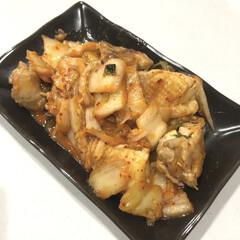 ディナー/夜ご飯/鶏キムチ/鶏肉料理/鶏肉レシピ/節約/... 昨日の夜ご飯は、鶏キムチ✨ 豚キムチはよ…