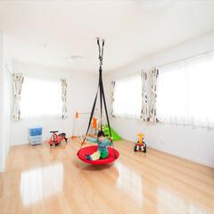 注文住宅/子育て住宅/スズモク すっきり空間の掃除のしやすい家 お子さん…