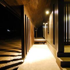 土間/太鼓張り障子/腰板/造作建具/無垢材/木の家/... 日本の家の美しさってこういうことよね!