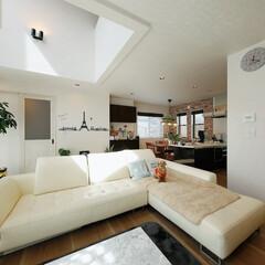 ブルックリンスタイル/二世帯住宅/注文住宅/住宅情報館 ブルックリンスタイルで演出の二世帯住宅 …