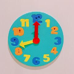時計/Seria/セリア/お風呂グッズ/雑貨/100均 セリアおすすめ商品! お風呂で時計のお勉…