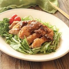 黒六酵素/鶏肉料理/鶏肉/黒にんにく/スタミナ料理/スタミナ丼/... 鶏肉のカリカリ感が美味しい〜♡ 鶏肉のソ…