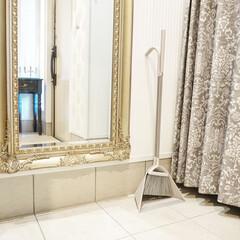 掃除グッズ/掃除/全身鏡/海外インテリア/ちりとり/ほうき/... 玄関ほうきはtidyのSweep𓂃𓈒𓏸 …