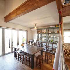 注文住宅/滋賀注文住宅/一級建築士/一級建築士事務所/住まい/インテリア お皿や小物を集めるのが楽しくなるような見…