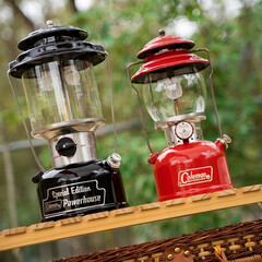 キャンプ/ランタン/lantern/キャンプスタイル/キャンプ用品/オシャレ/... 家族の特別な時間は、コールマンのバースデ…