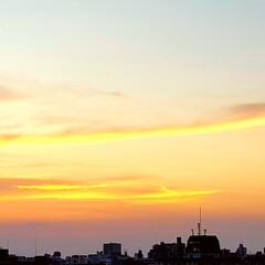 空/夕やけ 🌴🌺🍧SUMMER🍧🌺🌴   ☀️今日の…