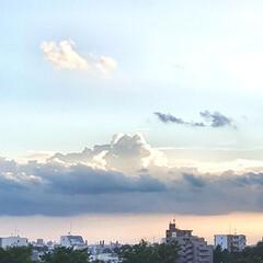 風景/空/☁*° 🌴🌺🍧SUMMER🍧🌺🌴  自然が作り出…