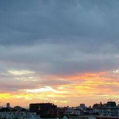 空/夕やけ 🌴🌺⛱🌼🍂🍁🌾こんばんは(*^▽^*)ノ…