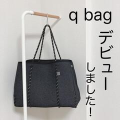 ママバッグ/マザーズバッグ/qbagparis/qbagjapan/Qbag/ファッション/... \Q bagデビューしました!/  …