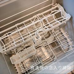 ウルトラクリーン/洗って使えるペーパータオル/ウタマロクリーナー/念入り掃除/食洗機用洗剤/食洗機洗剤/... 今日は食洗機の念入り掃除です! ここの…