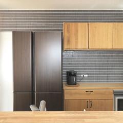 冷蔵庫 AQR-TZ51H | アクア(冷蔵庫)を使ったクチコミ「AQUA製の冷蔵庫を使用しております。 …」