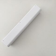 ラップホルダー/ホワイト収納/収納/ラップ収納/ラップ/暮らし ラップ収納𓂃𓈒𓏸 ホワイトのラップホルダ…