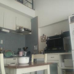 暮らしを楽しむ/おうち時間/すっきり暮らす/シンプルライフ/シンプルな暮らし/ロフトスペース/... 我が家は53平米で3人暮らしと小さな部屋…(3枚目)