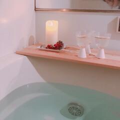 ルミナラキャンドル/ルミナラ/暮らしを楽しむ/おうち時間/バスルーム