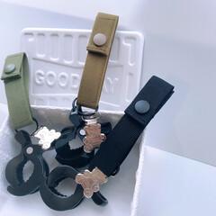 ベビーコーデ/キッズコーデ/スニーカーコーデ/出産祝い/ベビー用品/キッズ用品/... どんなバッグにも馴染む シンプルで便利…