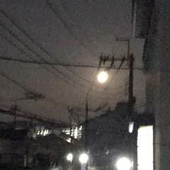夜/名月 こんばんは 自宅窓から撮りました  いつ…