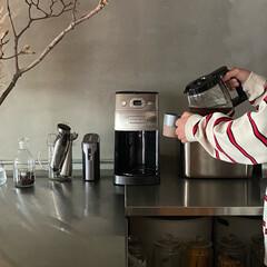 クイジナート/cuisinart/クイジナートのある生活/クイジナートLOVE/クイジナートコーヒーメーカー/おうちカフェ/... \ コーヒーの香りで目覚める朝を / …