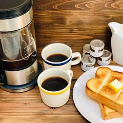 クイジナート/cuisinart/クイジナートのある生活/クイジナートLOVE/クイジナートファウンテンコーヒーメーカー/おうちカフェ/... \ 1台3役!多用途で活躍するコーヒーメ…