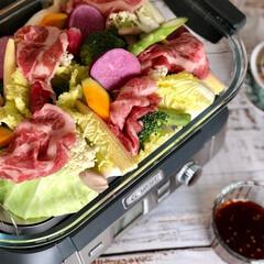 クイジナート/cuisinart/クイジナートのある生活/クイジナートLOVE/クイジナートヘルシークッカー/おうちレストラン/... 『彩野菜と豚肉のごちそう蒸し~中華黒酢だ…