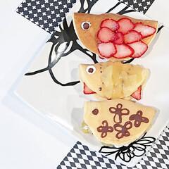 ズボラ/オムレット/おやつ作り/ホットケーキミックス/ホットケーキ/レシピ/... こんばんは  遅くなりましたが  今日は…