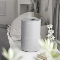 AND_DECO/アンドデコ/家電デザイン/家電インテリア/おうち時間/暮らし/... 健やかな暮らしに寄り添う、クリーンな超音…