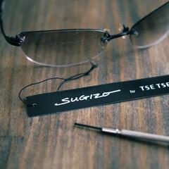 サングラス/机/雑貨/DIY/男前 今朝はサングラスを修理しました  先…(2枚目)