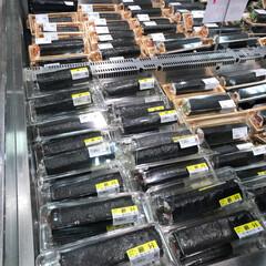 恵方巻/節分/フード 近所のスーパーにて 大量の恵方巻