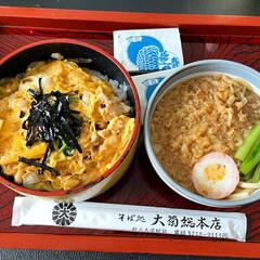 「二日酔いの日に食べるやつ😭」(1枚目)