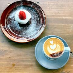 ケーキ/カフェ/神社/おでかけ/散歩/グルメ/... 富岡八幡宮の帰りに インスタで人気のモン…(2枚目)