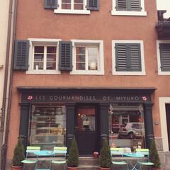 チューリッヒ/スイス/フード/グルメ/おでかけ 【チューリッヒ】 日本風カフェMIYOK…