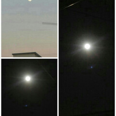 満月 今夜の満月🌕 パワーをたくさん頂きましょ…