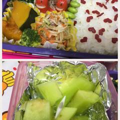 アムスメロン/壱岐/JK/お弁当 今日のJK弁当♪ 遠い 九州の壱岐の島の…