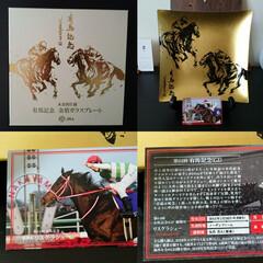 JRA/馬/当選品/有馬記念 有馬記念キャンペーンで当選しました*\(…