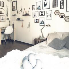 DIY/雑貨/セリア/ダイソー/インテリア/家具/... お掃除中の一枚(*´艸`*)  今日はよ…