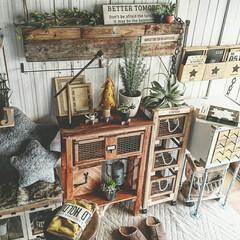 百均DIY/DIY 子供部屋の家具を百均の材料だけで作ってい…