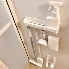 浴室/インテリア/ニトリ/無印良品/住まい/掃除グッズ/... システムバスルーム メンテナンスアイテム…