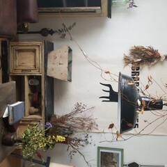 インテリア/家具/大東建託/アパート/リビング/DIY/... 大東建託アパートリビング