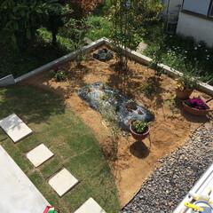 庭/家庭菜園/植栽/畑/外構/住まい/... 本庄の家 - 家庭菜園 -