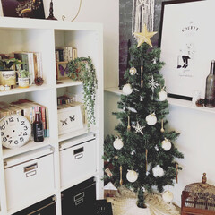 インテリア雑貨/オーナメント/niko and.../冬/クリスマスツリー/ツリー/... クリスマスツリー、始めました。オーナメン…