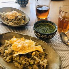 味の素 ザ・チャーハン600gX10袋 | 味の素(その他食品)を使ったクチコミ「外出を自粛して家にいると 朝、昼、晩と食…」
