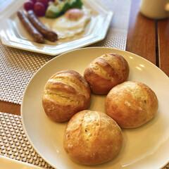 朝食/朝ごはん/Pan&/パンド/パン/LIMIAごはんクラブ/... Pan&(パンド)という冷凍パンのお試し…