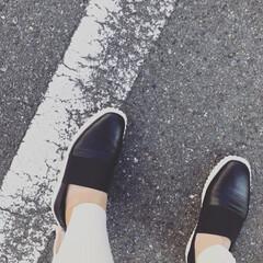 レギンス/靴/ファッション 歩きやすい、履きやすい。いい靴を見つけた…