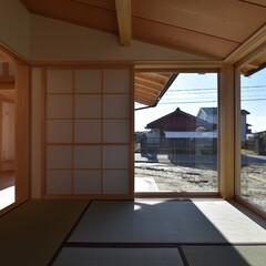 木組み/土壁/石場建て/伝統工法 木製建具