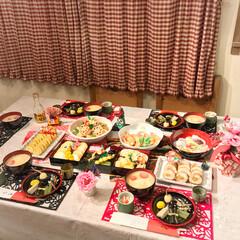 お正月飾り/お節料理/#お正月/お正月/セリア/ダイソー/... あけましておめでとうございます🎍 本年も…