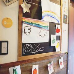透明水彩/ターナー色彩/水彩/子どもの絵/アイデア投稿もしています/インスタグラムやってます/... 夏休みなので、子どもと一緒にお絵描きをし…