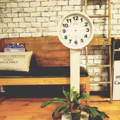 壊れた時計/体重計風オブジェ/アイデア投稿もしています/インスタグラムやってます/ブログ書いてます/うららかものづくりCafe/... 壊れた時計、 でもお気に入りだった時計。…